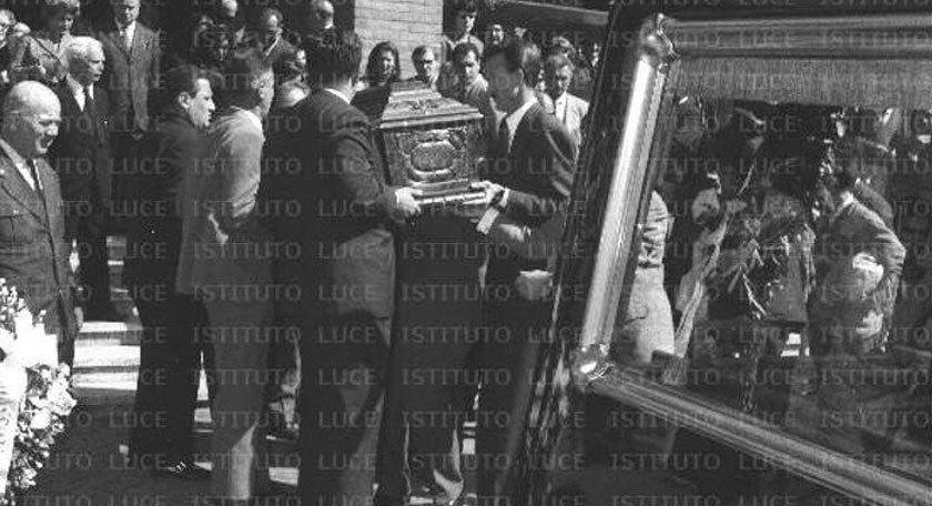 Funeral directors in Rome